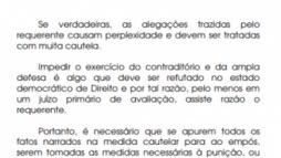 Punição ao árbitro de Bota  x Vasco é suspensa pelo TJD do Rio de Janeiro ()