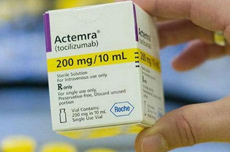 Tocilizumabe também é testado no Brasil