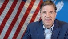 EUA vão ajudar Brasil a ter acesso às vacinas, diz embaixador
