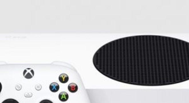Todo digital, Xbox Series S tem apenas 364 GB de espaço para jogos