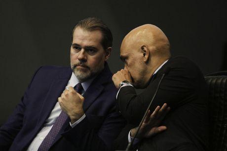 Impeachment de Toffoli e Moraes ganham força