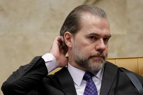 Senador Major Olímpio protocola impeachment de Toffoli no Senado