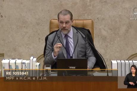 Toffoli defende que UIF não produz provas