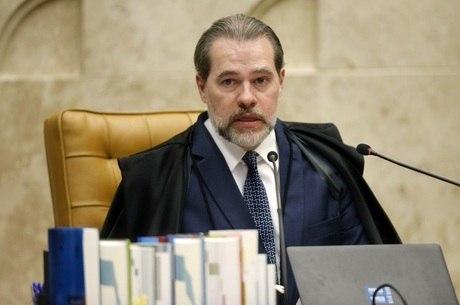 Toffoli é o presidente do Supremo Tribunal Federal