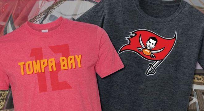 Marketing de oportunidade, Tom Brady em Tampa Bay, TB X TB