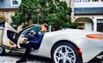 Carro: Austin Martin DB 11 VolantePreço: R$ 2,8 milhões