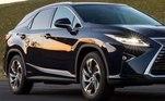 Carro: Lexus RX HybridPreço: R$ 422 mil