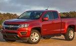 Carro: Chevy Colorado SUVPreço: R$ 150 mil