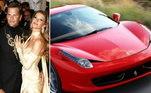 Coleção de carros de luxo Brady e Gisele têm uma coleção de carros luxuosos, que juntos são avaliados em mais de R$ 25 milhões. Entre os carros: dois Austin Martin, dois Audi S5,Cadillac Escalade EXT,Rolls-Royce Ghost Redux, uma Ferrari M458 T e muitas outras maquinas
