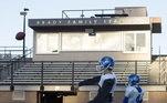 Nome na antiga escola Brady virou o nome do estádio de sua antiga escola