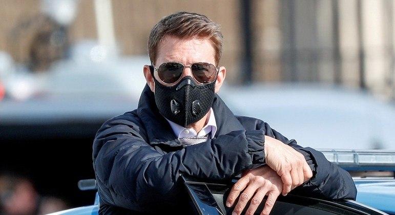 Tom Cruise é a grande estrela da franquia 'Missão Impossível'