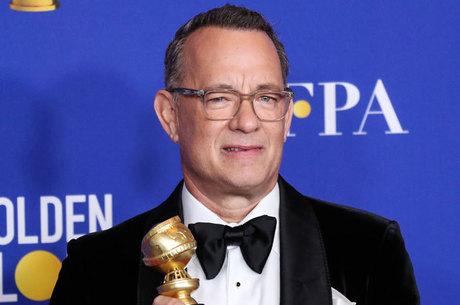 Hanks faz homenagem a amigo morto pela covid-19