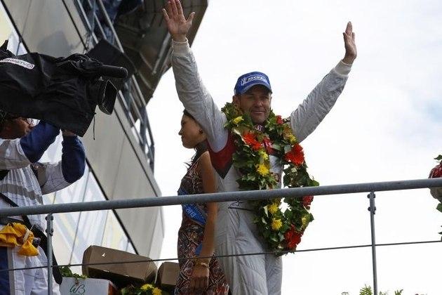 Tom Kristensen é o piloto que mais venceu as 24 Horas de Le Mans: foram nove vezes