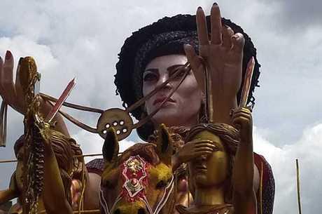 Vereadora será homenageada por escola de samba
