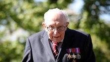 'Capitão Tom era nosso mundo', diz filha do britânico