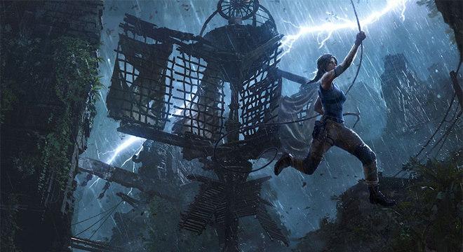 Tomb Raider: Definitive Survivor Trilogy é lançada no PS5 e Xbox Series X|S