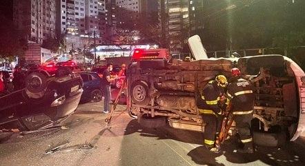 Motorista teve ferimentos leves