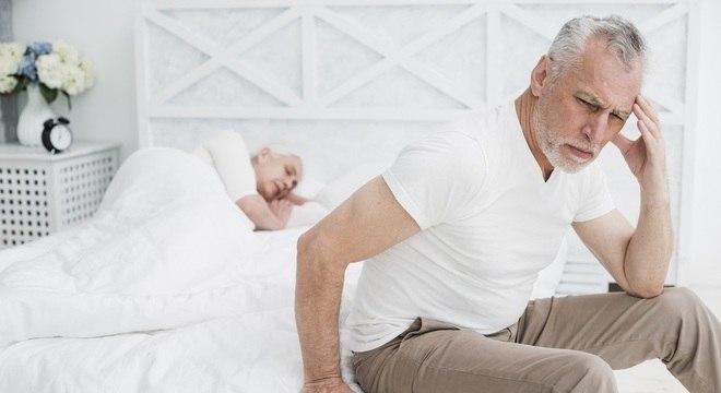 Mal-estar dura cerca de um minuto, até pressão se estabilizar