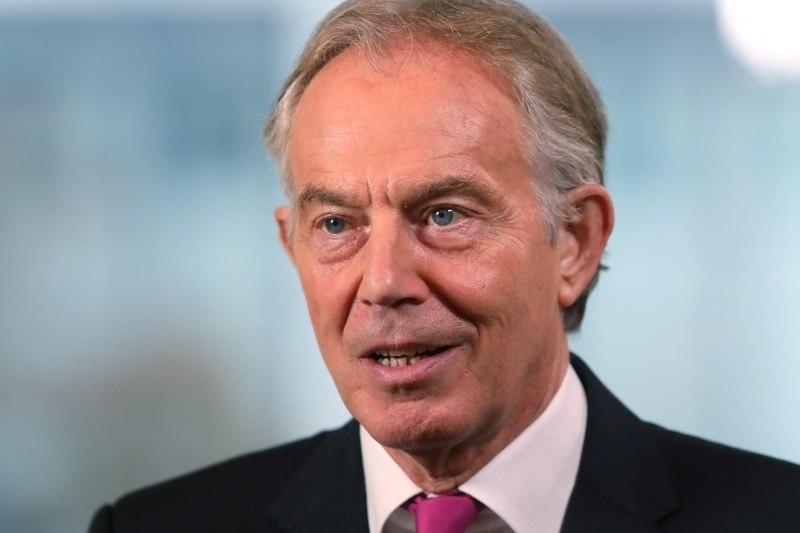 Tony Blair diz que chance de novo referendodo Brexit é de 50%