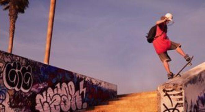 Tony Hawk's Pro Skater 1 + 2 sai para PS5, Xbox Series X S e Switch em março
