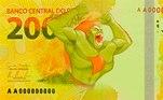 A nota de R$ 200