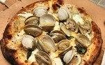 Frutos do mar tipicamente italianos