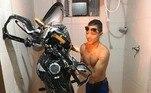 Como higienizar motos e gansos