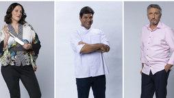 Felipe Bronze fala sobre o reality gastronômico _Top Chef:_ 'Vai mudar muitas vidas' (Edu Moraes/Record TV  / Antonio Chahestian/Record TV)