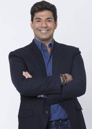 """Felipe Bronze, apresentador do """"Top Chef"""""""