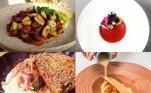Os chefs que participaram da segunda temporada de Top Chef Brasil não impressionaram apenas dentro do reality. Alguns dos cozinheiros compartilharam suas receitas favoritas e ensinaram os segredos para reproduzir e arrasar na cozinha!