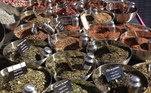 O masala chai é um chá com especiarias.