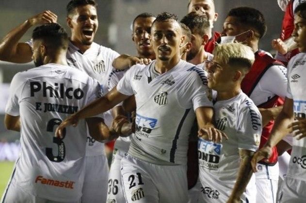 TOP: Em outra grande atuação, o Santos venceu o Boca Juniors na Vila por 3 a 0 e garantiu vaga na final da Copa Libertadores.