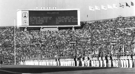 Jogos trouxeram visibilidade ao Japão nos anos 60
