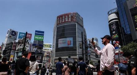 Tóquio teve alta recorde de casos de covid