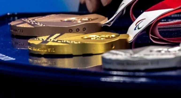 As medalhas de Tóquio/2020