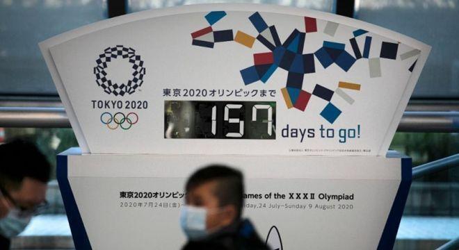 À espera dos Jogos de Tóquio