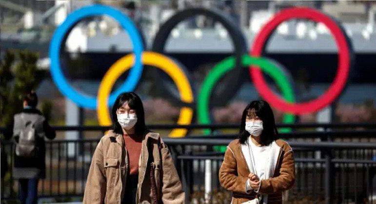 Olimpíada de Tóquio pode acontecer sem torcida local nem estrangeira