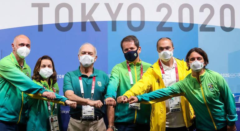 COB se mostrou satisfeito com desempenho do Time Brasil em Tóquio 2020