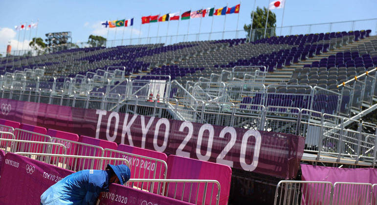 Tóquio 2020 registrou até agora quatro atletas infectados com o coronavírus