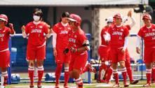 Japão começa Olimpíada com vitória sobre Austrália no softbol