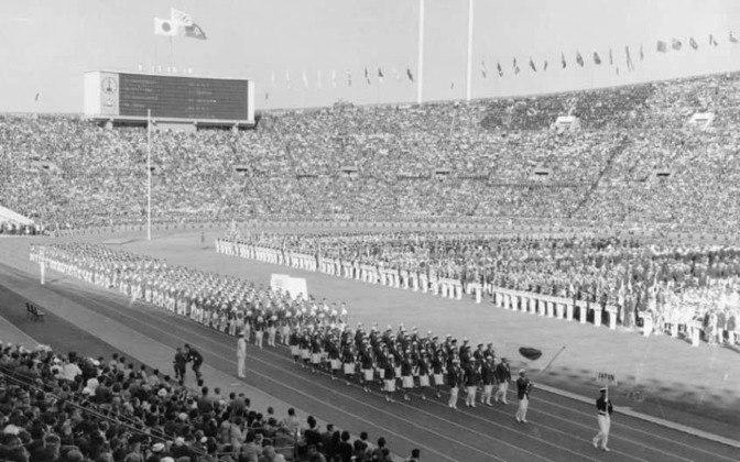 Tóquio será sede dos Jogos Olímpicos de Verão pela segunda vez na história. Em 64, a capital japonesa recebeu a 18ª edição entre 10 e 24 de outubro. Veja curiosidades daquele evento.