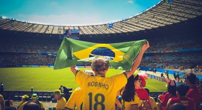 Paixão pela seleção brasileira de futebol era unânime no país