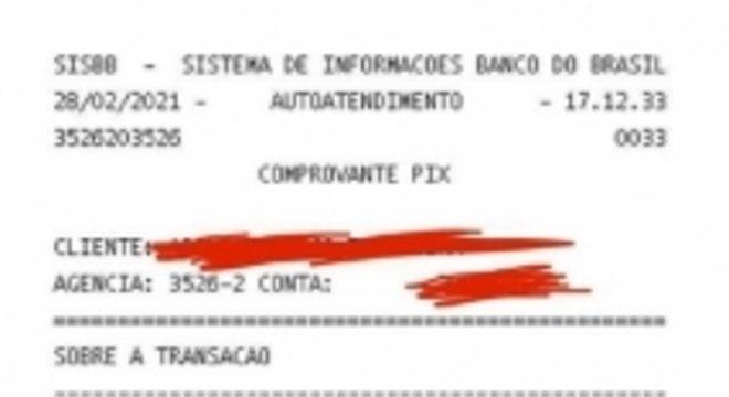 Torcedor do Potiguar-RN faz PIX para cornetar presidente