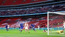 Governo inglês permite volta de torcedores ao estádio Wembley
