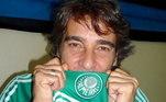 Alexandre Borges (ator) - Palmeiras