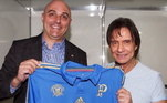 Roberto Carlos (cantor) - Palmeiras