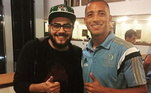 Henrique (cantor dupla Henrique e Juliano) - Palmeiras