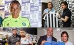 Palmeiras e Santos fazem neste sábado (30), às 17 horas, a grande decisão da Libertadores. Torcedores dos dois times passarão por momentos de tensão nesta tarde, mas não estão sozinhos. O R7 listou alguns famosos que terão um dia de ansiedade antes da partida no Maracanã.Conheça alguns fãs do Verdão e do Peixe