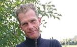 Roberto Scheidt (iatista - campeão olímpico) - Santos