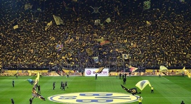Borussia Dortmund tem a melhor média de público na Europa - Prisma ... 1a10ce33d8e43